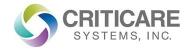 Criticare Systems, USA