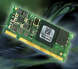 Strategic Test announces World's first Freescale i.MX51 processor DIMM module