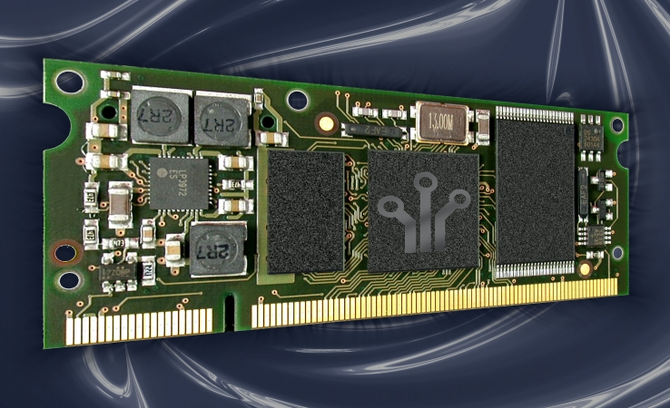Strategic Test announces Worlds first and smallest Freescale i.MX27 processor DIMM module