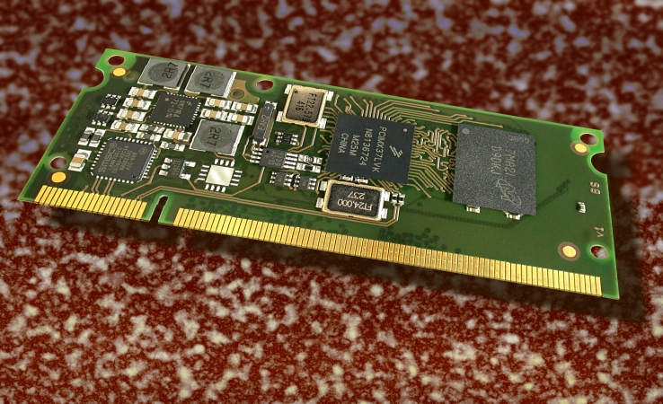 Strategic Test announces world's first and smallest Freescale i.MX37 processor DIMM module